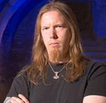 Fredrik Anderson of Amon Amarth talks to Dann Brennan